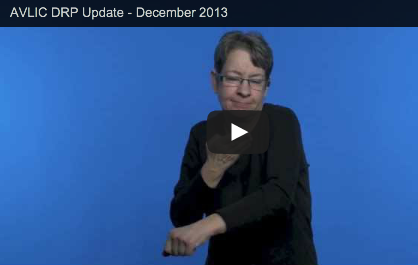 DRP Update - December 2013