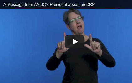 DRP- ASL Vlog link