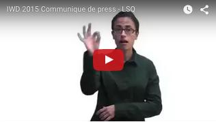 IWD 2015 - LSQ link